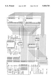 patent us5424720 monitoring system for a refrigerated vehicle