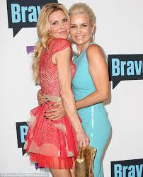 brandi glanville hair extensions real housewives brandi glanville slams claims yolanda foster is
