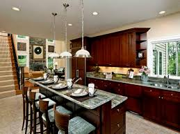 beautiful kitchens with islands beautiful kitchen islands with breakfast bar photograph home small