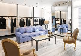 Home Design Store Barcelona by Chanel Redesigned Boutique In Barcelona Europeanlife Magazine