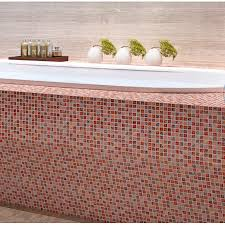 Crackle Glass Tile Backsplash Ideas Bathroom Decorative Wall Stone - Crackle tile backsplash