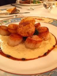 cuisine coquille jacques noix de coquilles jacques picture of restaurant paul bocuse