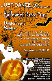 special events halloween dance party