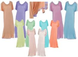 Vanity Fair Long Nightgowns Sold Out Clearance Pretty Long Nylon Nightgowns Plus Size