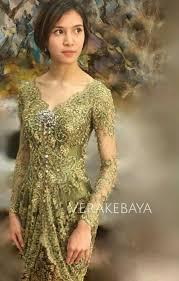 wedding dress kebaya baju kebaya simply gorgeous fashion sense kebaya