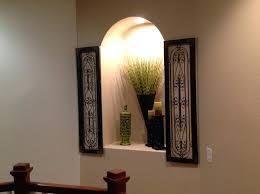 Smart Inspiration Wall Niche Decor Plus Decorating Ideas Walls