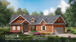 ranch craftsman house plans home design miraculous garrell associates exquisite custom