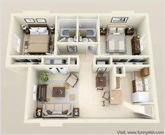 two bedroom houses 50 two 2 bedroom apartment house plans bedroom apartment