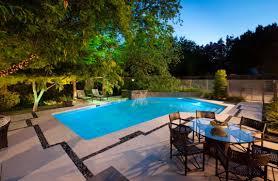 Backyard Cool Backyard Pool Designs For Your Outdoor Space Swim Pool Designs