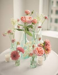 10 simple flower centerpieces for s day brunch simple