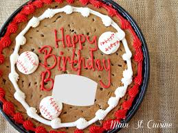 tips for throwing a baseball themed birthday party main st cuisine