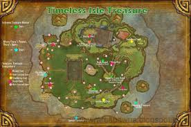 Wow Map Wow Rare Spawns Timeless Isle Treasure