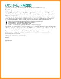 financial accountant cover letter sample images letter samples