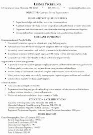 skill examples for resume unique how to write a career objective a