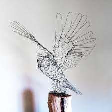 117 best k 12 wire sculpture images on pinterest wire