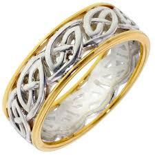celtic rings keith window to the soul mens celtic ring in sterling silver