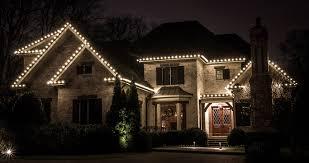 residential holiday lighting service light up nashville
