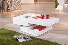 Table Salon Moderne by Table Basse Indenpendent Rectangulaire Table De Salon Moderne En