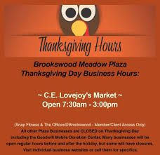 c e lovejoy s market open 7 30am 3pm all other businesses closed