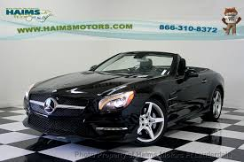 2013 mercedes sl550 2013 used mercedes sl class 2dr roadster sl550 at haims