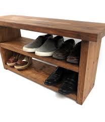 Shoe Shelf Bench by Entryway Bench Shoe Bench Storage Bench Entry Bench Shoe Storage