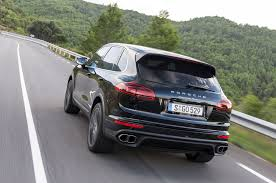suv porsche 2015 2015 porsche cayenne s turbo review