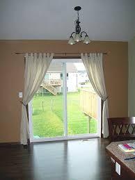 kitchen door curtain ideas luxuriant ideas sliding glass patio kitchen door curtain ideas