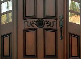wood glass front doors door beautiful wooden front door with window square glass entry