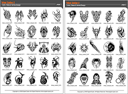 collection of 25 tribal zodiac leo design