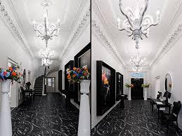 bodenbelag flur modernes interior design in 3d optik der innovative