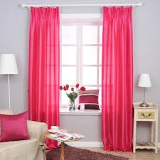 living room pink accents curtain for bay window extra wide living room pink accents curtain for bay window extra wide curtain panel decorative rod using drapery clip rings high quality smooth cotton materials