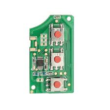 lexus key shell without blade new remote key board 1j0 959 753 dj 315mhz 3 button for volkswagen