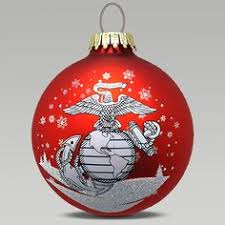marine corps cover ornament marine corps