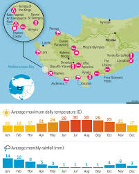 Venetian Hotel Map Essential Guide To Cyprus Travel The Sunday Times
