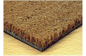 Doormat Leave Coir Door Mats Look Nice And Thick Home Interior And Exterior