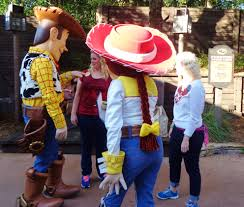 jessie and woody halloween costumes seeing woody and jesse from toy story elly and caroline u0027s