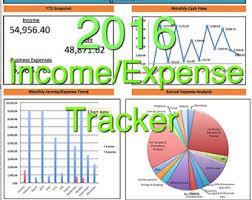 Expense And Profit Spreadsheet Spreadsheet Etsy