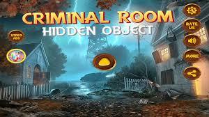 criminal room crime sase murder mystery hidden object