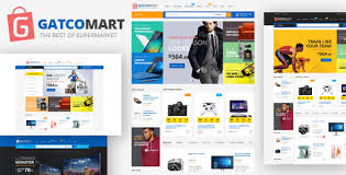 gatcomart multipurpose responsive magento theme by plaza themes