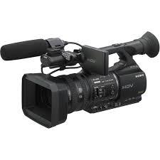 Kamera Sony Hdv Sony Hvr Z5u Professional Hdv Camcorder Hvr Z5u B H Photo