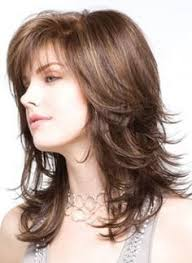 modern shaggy haircuts 2015 love layered hair these 17 medium layered hairstyles will wow