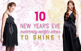 dresses for new year s 10 new year s maternity ideas to shine