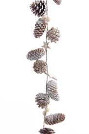 pinecone garland decoris pinecone garland nordstrom rack