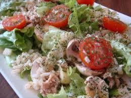 recette de cuisine pour regime salade composée pour régime astuces et recettes de cuisine