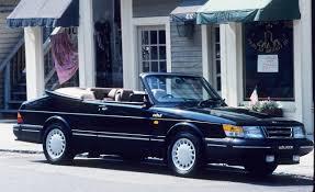 saab convertible black photos saab u0027s most memorable vehicles