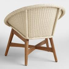 round all weather wicker vernazza chairs set of 2 world market