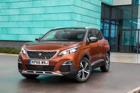 peugeot small car peugeot 3008 suv crowned carbuyer car of the year 2017 carbuyer