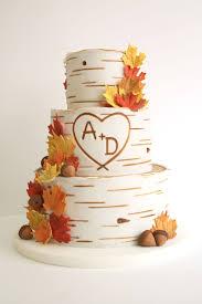 wedding cake harvest harvest showcase satin