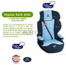 siège auto bébé confort iseos safe side siege auto bebe confort à vendre à dans equipements pour enfant et