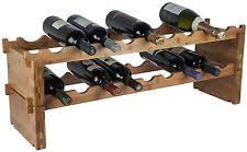 countertop wine racks ebay